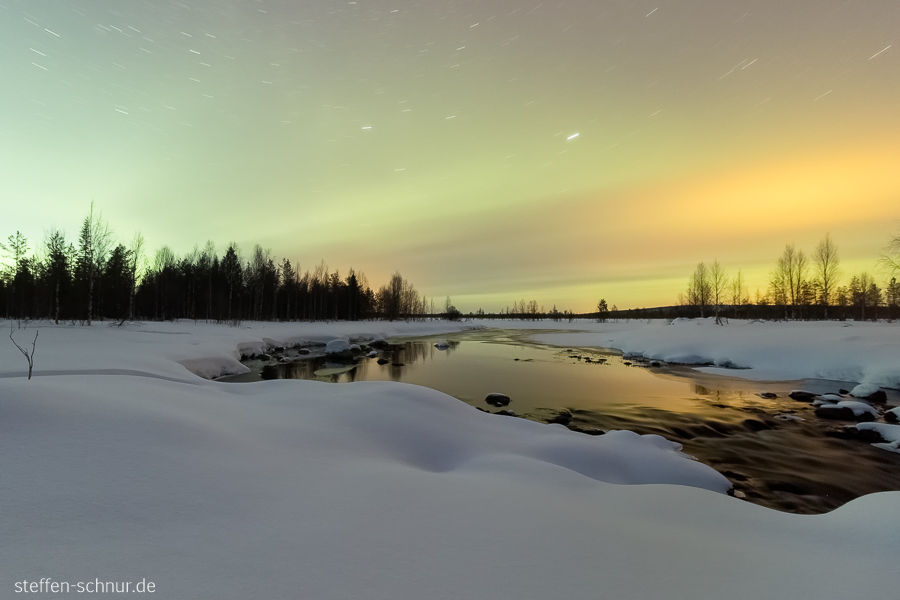 snow