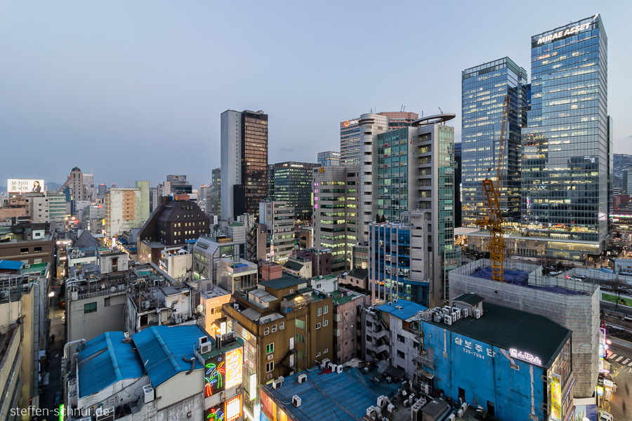 city skyline